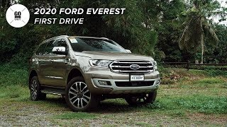 2020 Ford Everest First Impressions
