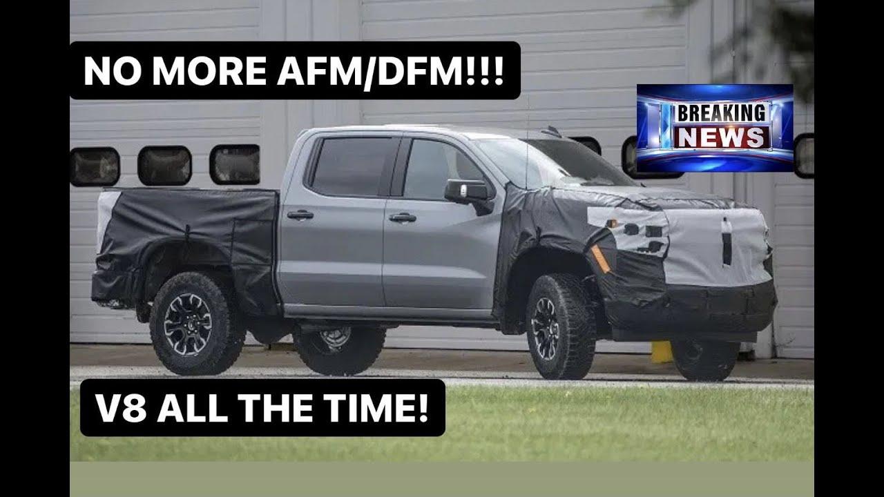 Download GM discontinues AFM/DFM from 2021/2022 5.3L v8!!!! ALL TIME V8