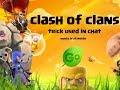 Clash of clans trick Magic line