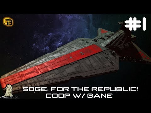 Sins of a Galactic Empire - For The Republic! - Duo W/ Bane, Ep 1!