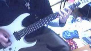 Chimaira Cleansation Guitar