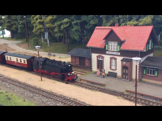 På besøg hos Tillig i Det Saksiske Schweitz