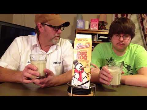 The Beer Review Guy #738 Hyland Old Fashion Eggnog Non-Alcoholic