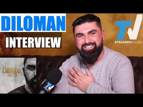 DILOMAN Interview: Tek Tek, Ibrahim Tatlises, Sido, Azero, Shqiptar, Berlin, Gringo, Street-Rap