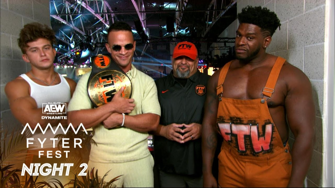 How Did Brian Cage React to Team Taz' Major Announcement? | AEW Fyter Fest Night 2, 7/21/21