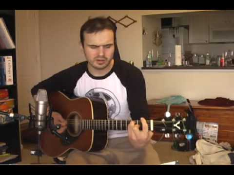 Jack Johnson - You And Your Heart (Acoustic Guitar/Vocal Cover)