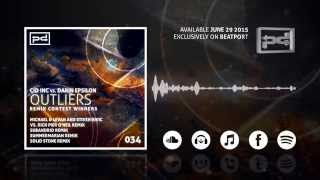 Cid Inc vs. Darin Epsilon - Outliers (Beatport Remix Contest Winners)  [Perspectives Digital]