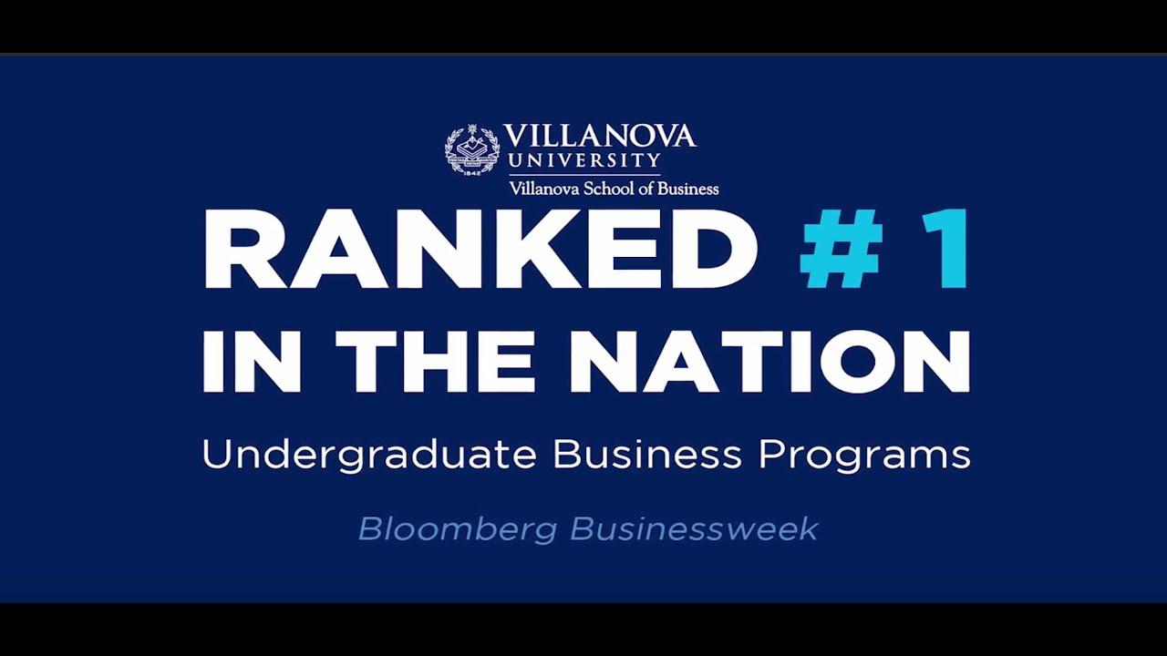 VSB #1 Business Undergrad - YouTube
