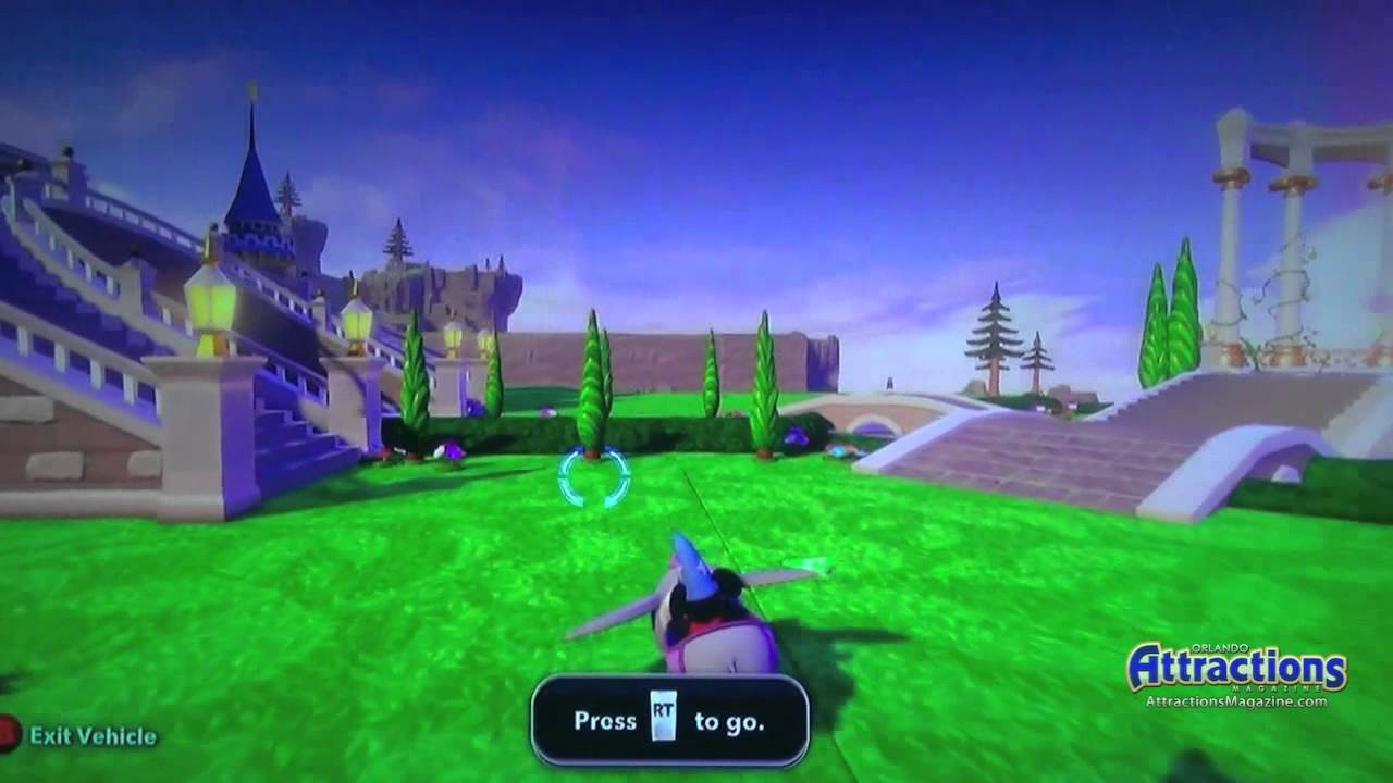Unlock a Dragon in Disney Infinity with Disney Parks\' MagicBands ...