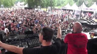 Videoset O.B.I. & ViperXXL @ Awakenings Festival 2015, Amsterdam/NL 28.06.2015
