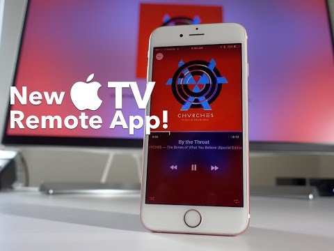 New Apple TV Remote app beta with Siri + Game Mode: hands-on