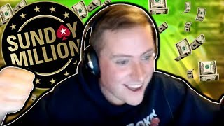 DEEP SUNDAY RUNS!! - HOTTER $55, SUNDAY MILLION + MINI SUNDAY MILLION!!!