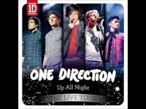 One Direction - Stand Up (Up All Night The Live Tour)