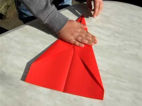 Papierflieger Für Kinder Youtube