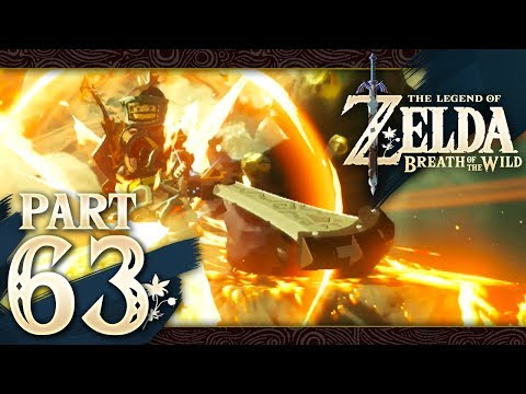 The Legend of Zelda: Breath of the Wild - Part 63 - Medal of Honor: Talus
