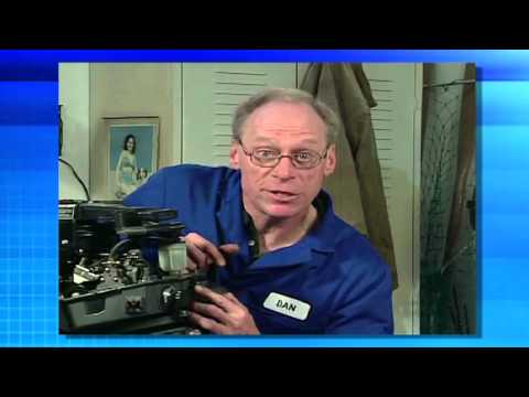 MAINTAINING  SERVICING YOUR MERCURY OUTBOARD MOTOR H4596DVD - YouTube