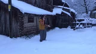 La kar yagıya gel beni al