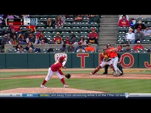 Oregon State Baseball Game Highlights: 5/19/18 vs. USC