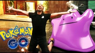 CAPTURANDO A DITTO!!! - POKEMON GO -  NexxuzHD