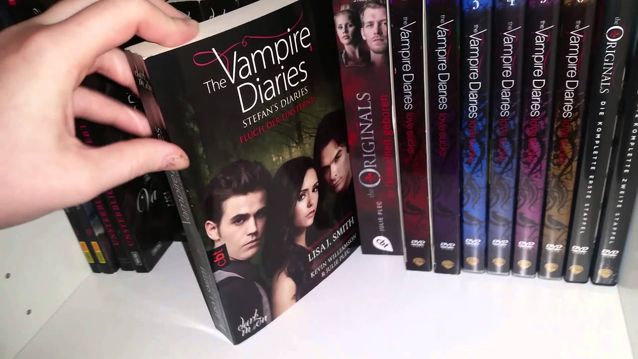 the vampire diaries anschauen
