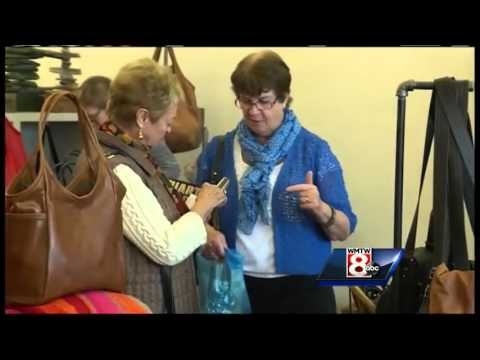 Made in Maine: Company makes name selling handmade athletic bags