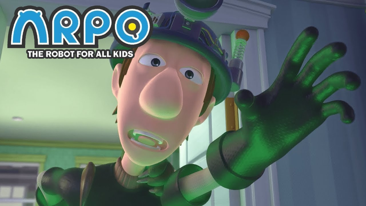 ARPO The Robot For All Kids - Peekabooboo | Full Episode | Cartoon for Kids