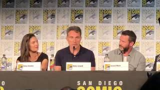 Man in the High Castle - SDCC Panel 2018 P2/3