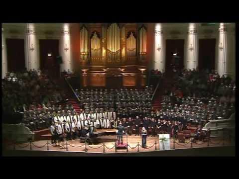 Kerstavonddienst 2013 Concertgebouw Amsterdam