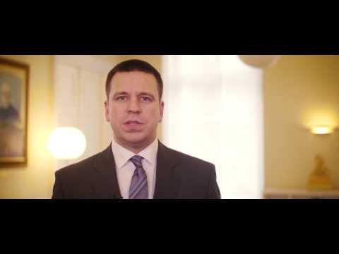 Peaminister Jüri Ratas Vabariigi Valitsuse 100 päeva tegevustest