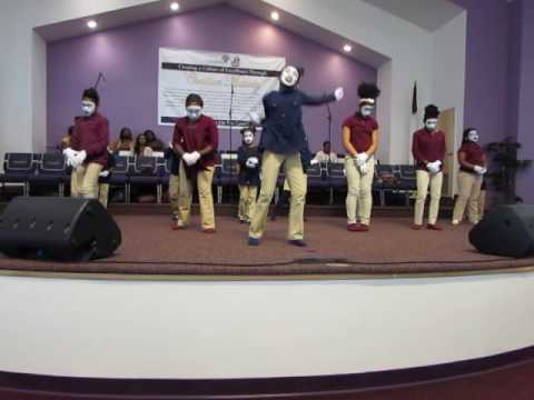 New Generation Mime mimming you're bigger by Jakalyn Carr mime
