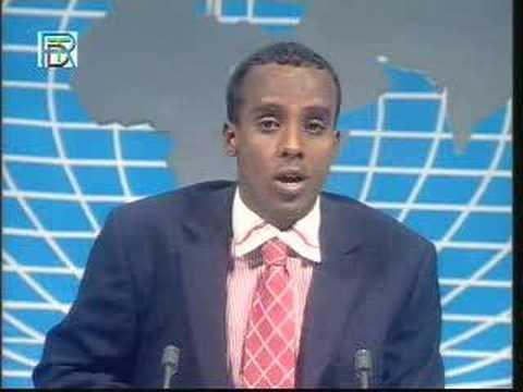 Radio and TV Djibouti - Journal en Somali November 16, 2007