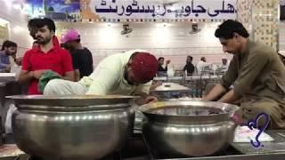 Javed Nihari | street food of karachi, pakistan 🇵🇰