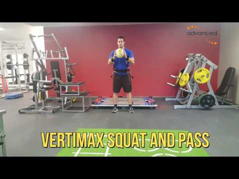 VERTIMAX SQUAT AND PASS