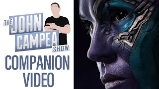 Would You Stand In Line For Avengers Endgame - TJCS Companion Video