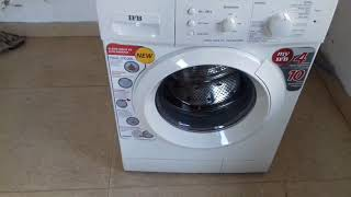 How to installed fully automatic front loading washing machine | first step |