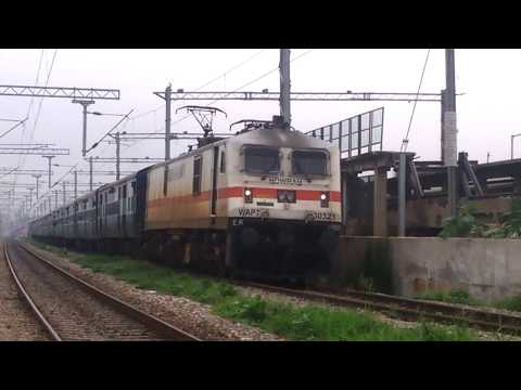 54532 Kalka Ambala Passenger Unreversed