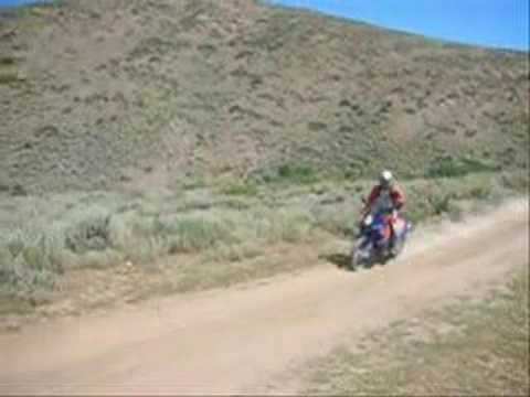KTM Buckaroo Rally Elko Nevada 2006