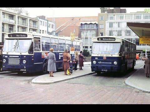 Herinneringen aan het Gemeente Vervoerbedrijf Arnhem