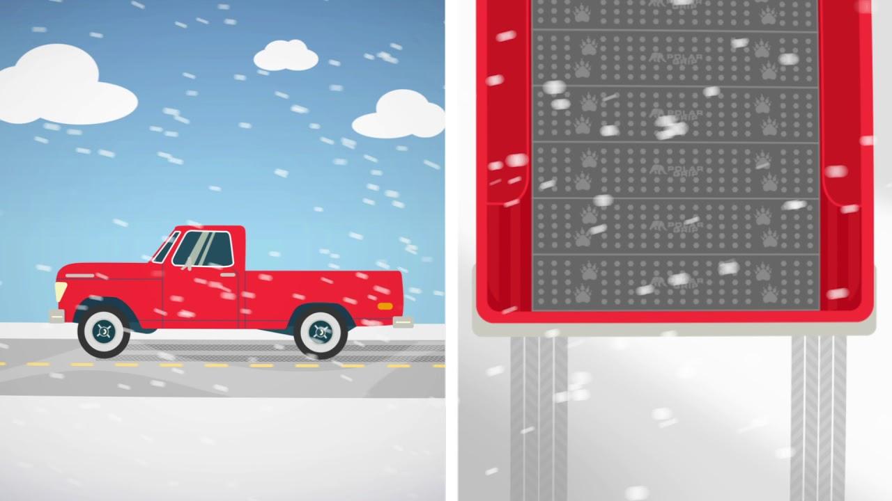 Polar Grip Truck Weight System - Freeform