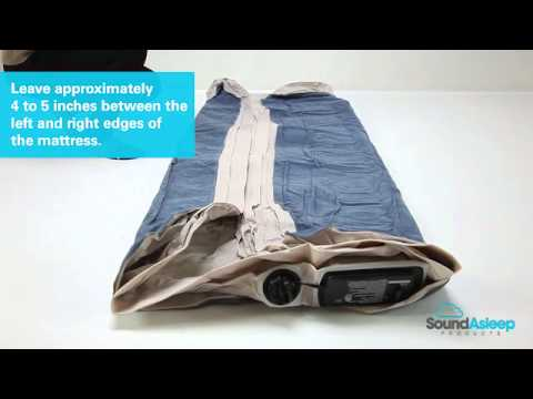 Soundasleep Products Folding Video