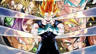 THIS LR SUPER VEGITO POTARA TEAM IS BROKEN! LR POTARA TEAM SHOWCASE! Dragon Ball Z Dokkan Battle