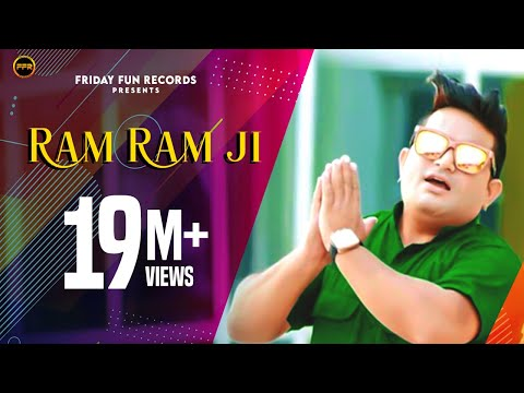 Raju Punjabi New Songs 2017 | Ram Ram ji Full 4k Video | Vr.Bros | Gk