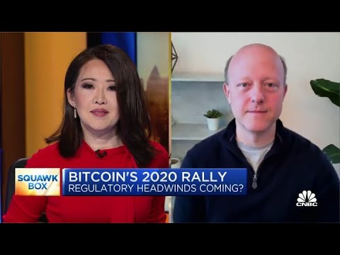 Circle CEO on whether Bitcoin will face regulatory headwinds