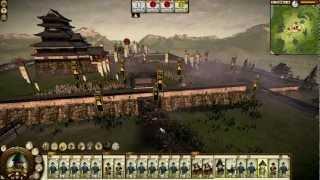 Shogun 2 Total War Fall Of The Samurai Campagna Parte 22 Gameplay Ita PC -Prima Ferrovia-