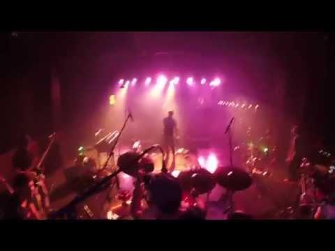 Mingo Fishtrap : Movin' (drum hack-fest), Music Farm Columbia, SC