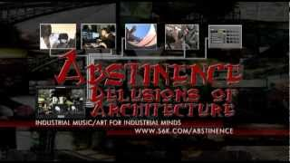 "Abstinence ""Delusions of Architecture"" 2-Track Promo Blipvert"