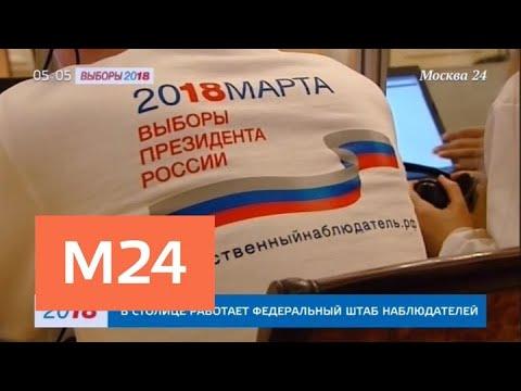 Общественники по телемосту из Москвы общаются с избирателями на местах - Москва 24