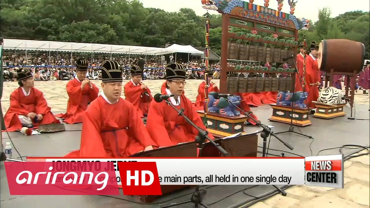 Download Jongmyo Shrine, resting place for Korea's royal spirits
