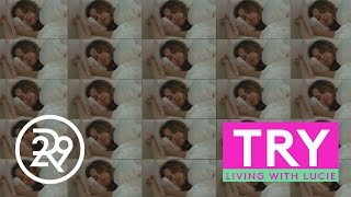 5 Days Of Sleeping 10 Hours Every Night | Try Living with Lucie | Refinery29