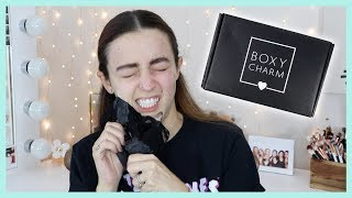 October Boxycharm Unboxing (Try-on Style) | 2018